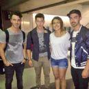 Jonas Brothers Chicago Tour Rehearsal