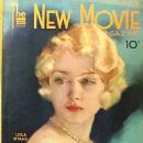 Leila Hyams - New Movie Magazine [United States] (August 1930)