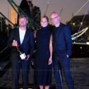 Poppy Delevingne – Hugo Boss Yacht is christened by cocktail reception on the bank of Thames in London - 454 x 589