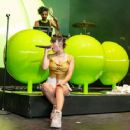 Charli XCX – Performs at the Summerfest Music Festival in Milwaukee - 454 x 363