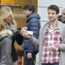 Grigor Dimitrov and Maria Sharapova in MIlan