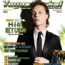 Ville Valo - Vegas Rocks Magazine Cover [United States] (February 2010)