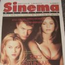 Sarah Prinze - Sinema Magazine [Turkey] (1999)