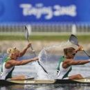 Katalin Kovacs and Natasa Janics - Beiijing Olympics 2008 - 410 x 253