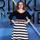 Carrie Fletcher – 'A Wrinkle In Time' Premiere in London - 454 x 662