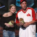 2004 MTV Movie Awards - Drew Barrymore and Adam Sandler - 361 x 574