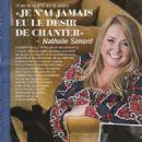 Nathalie Simard - Echos Vedettes Magazine Pictorial [Canada] (6 July 2019) - 454 x 612