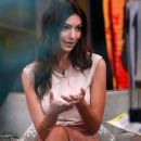 Emily Ratajkowski visits ABC Studios for an appearance on
