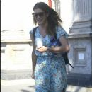 Kate Walsh – Seen outside Victoria Hall in Fremantle - 454 x 478
