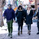 Nina Dobrev – Out and about in Aspen