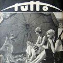 Dorothy Sebastian - TUTTO Magazine [Italy] (30 June 1930)