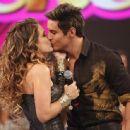 Cláudia Abreu and Ricardo Tozzi