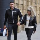Molly Mae with Boyfriend Tommy Fury out in Manchester - 454 x 620