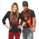 Sinem Kobal and Arda Turan - GS Store