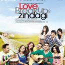Love Breakups Zindagi Posters - 454 x 649