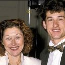 Patrick Dempsey and Rochelle 'Rocky' Parker