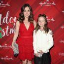Kellie Martin – 'Christmas at Holly Lodge' Screening in LA - 454 x 686