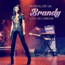 Brandy Norwood - Musicalize UK: Brandy Live In London