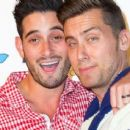 Lance Bass and Michael Turchin - 454 x 255
