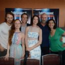 The Outlander Cast - SiriusXM's Entertainment Weekly Radio Channel Broadcasts from Comic-Con 2014