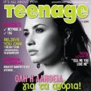 Demi Lovato - Teenage Magazine Cover [Greece] (December 2017)