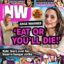 Angelina Jolie - New Weekly Magazine Cover [Australia] (1 August 2019)
