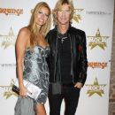Duff McKagan & wife Susan attend the Classic Rock Of Honour On November 13th, 2012 in London, England - 381 x 594