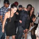 Kim Kardashian - At Khloe Kardashian's Birthday Party, 27. 6. 2009. - 454 x 454
