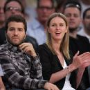 David Katzenberg and Nicky Hilton