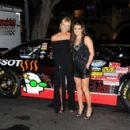 Danica Patrick - Auto Club Speedway & Tissot's Running Wide Open event 06/10/10