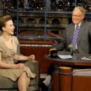 Scarlett Johansson - The Late Show With David Letterman, 18 February 2010
