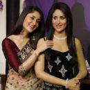 Kareena Kapoor's Wax Statue At Madame Tussauds