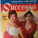 Jacqueline Kennedy, Ava Gardner - Successo Magazine Cover [Italy] (July 1961)