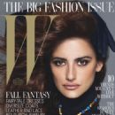 Penelope Cruz: September 2012 issue of W magazine