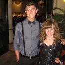 Jordan Fry with Piper