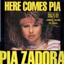Pia Zadora - Here Comes Pia