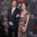 Jessica Stroup – 'Iron Fist' TV Series Premiere in New York - 454 x 742