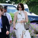 Claire Foy – Wimbledon Tennis Championships 2019 in London - 454 x 712
