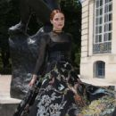 Zoey Deutch – Christian Dior Haute Couture Show 2019 in Paris