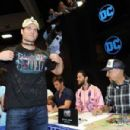 Henry Cavill- July 23, 2016- San Diego Comic Con- Surprises Suicide Squad