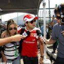 Felipe Massa and Rafaela Bassi - 454 x 303