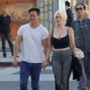 Courtney Stodden and Chris Sheng out in Beverly Hills - 454 x 618