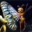 Manny (Jonathan Harris) and Gypsy (Madeline Kahn) in Walt Disney's A Bug's Life - 1998