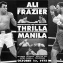 Muhammad Ali & Joe Frazier - 454 x 303