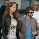 Petra Nemcova & James Blunt Have Lunch At The Clafoutis Restaurant