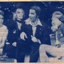 Chuck E.Star,Sabel Starr,Tom Snyder and Queenie - 388 x 248