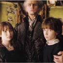 Emily Browning, Jim Carrey and Liam Aiken in Lemony Snicket's A Series of Unfortunate Events.