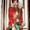 Rihanna Interview Magazine Pictorial January 2011 United States
