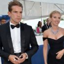 Inside Scarlett Johansson's Wedding Week With Romain Dauriac and Daughter Rose: Details on the Ranch, the Rodeo & More - 454 x 336