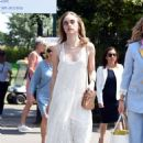 Suki Waterhouse – Wimbledon Tennis Championships 2019 in London